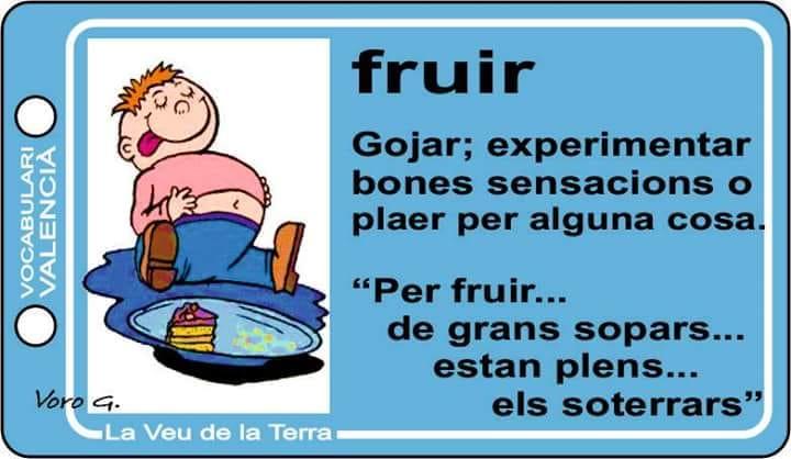 fruir